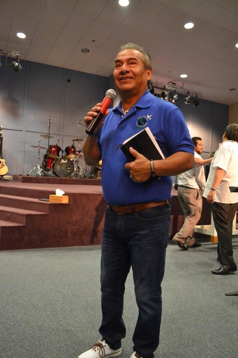 Fernando Bustamante Hispanic Ministries